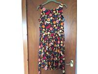 Lady V Tutti Frutti Dress (new with tags)