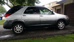 2005 Buick Rendezvous,alarm,new tires,everything works