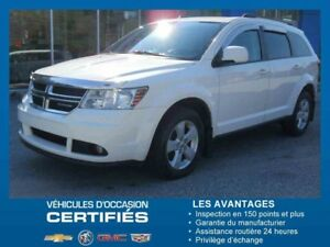2011 Dodge JOURNEY FWD SXT