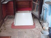Alloy Wheelchair/ Scooter Ramp