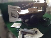 Proxxon Micromot 2 speed Scroll Saw DHS - Boxed as new condition