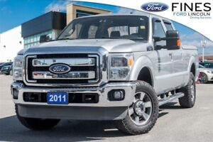 2011 Ford F-250 Lariat - YOU CERTIFY & YOU SAVE!