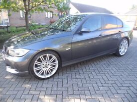 (2005)BMW 3 SERIES 320 D.SE,SALOON .M.O.T.12/4/18....TEL,07984263176....
