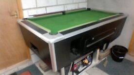 pooltable 6ft x 3ft 6in old but still working £50.00