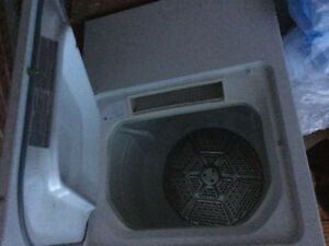 -----sold----Washer and dryer set