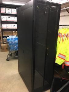 Network Server Data Cabinet