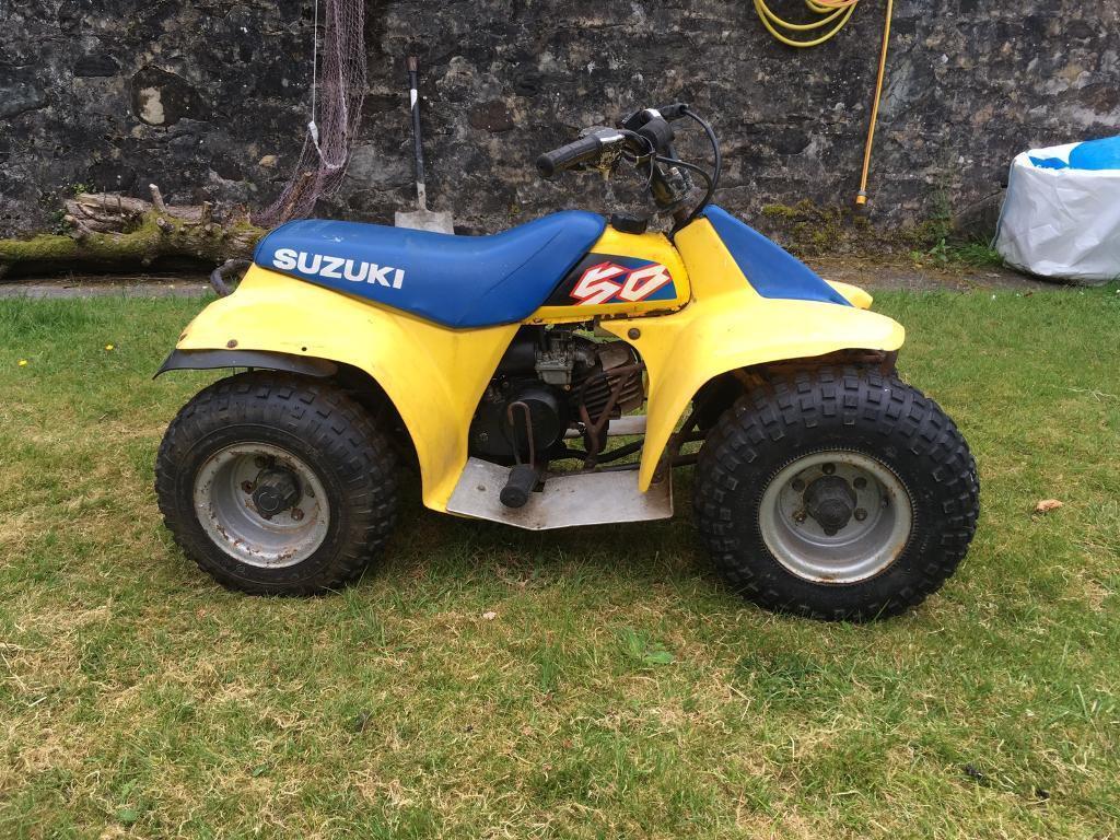 Suzuki Lt Quad