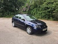 07 Seat ibiza 1.2 5dr 97k miles nov mot priced to sell £1295