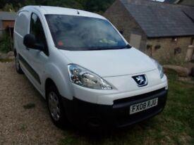 Peugeot Partner 1.6 hdi great little van