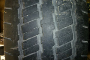 "(4) 16"" Tires Ideal for farm Wagon"