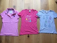 Girls Abercrombie tops
