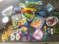 Lot de jouets avec Leap Frog et Play-Doh Kit City of Montréal Greater Montréal Preview