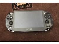 Sony ps vita + batman 2 + 4gb memory card