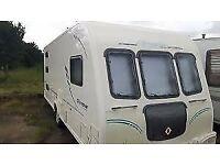 Bailey Olympus 546 Triple bunks, motor mover, full ventura awning, alutech warranty, many extras,