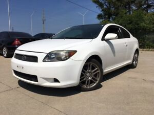 SOLD!!! 2007 Scion tC Coupe*Low km*Dual Sunroof