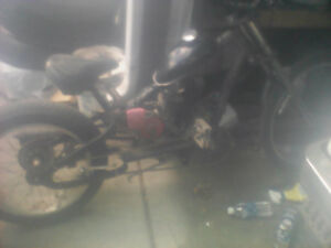 Schwinn 66cc Chopper Project BLOWOUT
