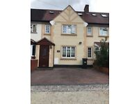 2 Bedroom available in a 4 bedroom modern house close to Tube, Train and West London University