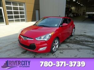 2012 Hyundai Veloster TECH Accident Free,  Navigation (GPS),  He