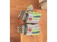 Gray nicolls velocity xp1 test batting gloves