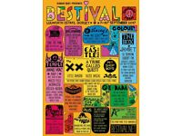2x weekend camping Bestival tickets