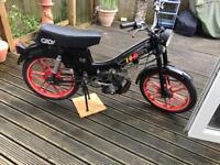 50cc motorbike, mobylette e-14