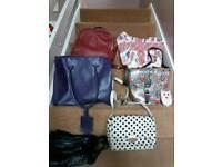 Ladies bag selection