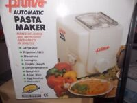 Prima electric automatic pasta maker / machine