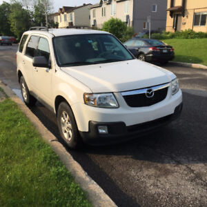 2009 Mazda Tribute SUV AUTOMATIC A/C MAGS 150000 km 4 CYL