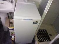 washing machine top loaded