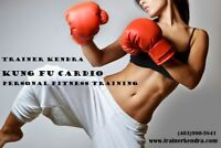Kung Fu Cardio Conditioning - Personal Fitness Trainer