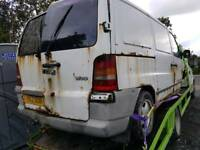 Mercedes Vito Cdi 03 ****BREAKING ONLY