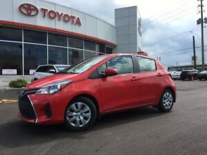 2016 Toyota Yaris LE, BLUETOOTH, KEYLESS ENTRY, ECO INDICATOR