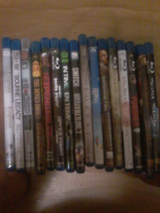 16 blueray movies