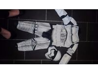 Stormtroopers padded costume