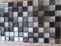 B & Q mosaic tiles