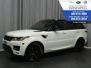2014 Land Rover Range Rover Sport V8 SC Autobiography Dynamic