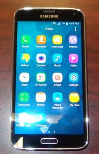 UNLOCKED SAMSUNG S5 PHONE WITH 16GB OF STORAGE!