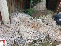 Full size football nets