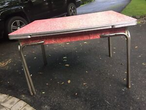 Vintage retro Kitchen Table