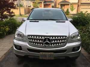 2008 Mercedes-Benz M-Class SUV, Crossover 4MATIC ML350