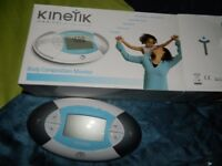 Kinetik Body Composition Monitor/ Body fat/ Body water/ Body Mass Index