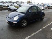 2006 VOLKSWAGEN BEETLE 1.6 LUNA 8V 3D 101 BHP **** GUARANTEED FINANCE **** PART EX WELCOME ****