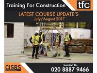 CISRS Advanced Scaffold Tube and Fit - £920
