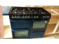 Newworld gas range cooker