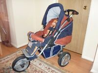 Like New Very Clean Pram Waiting For a New Baby