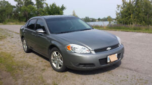 2007 Chevrolet Impala   **** FULLY LOADED & LOW KMs*****