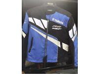 Yamaha Motorbike Jacket Size Large