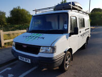 Selling our lovely Campervan conversion