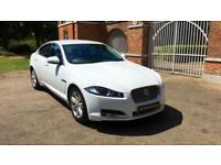 2014 Jaguar XF 2.2d (163) Luxury Automatic Diesel Saloon