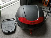 GIVI top box and monolock plate